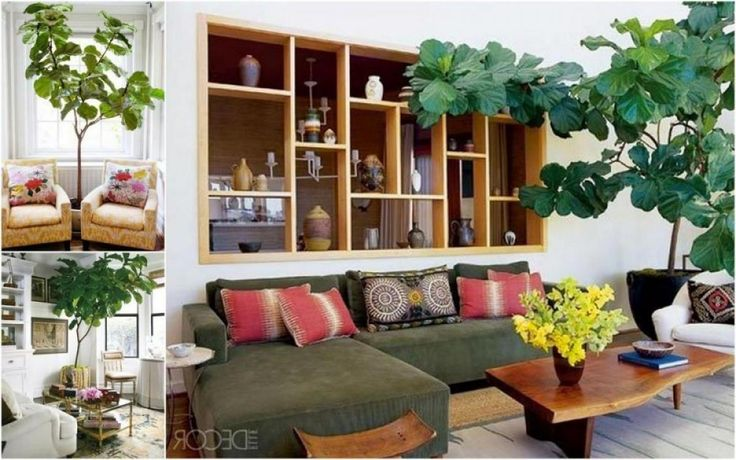 tree for living room artificial plants are realistic looking and beautiful 14885