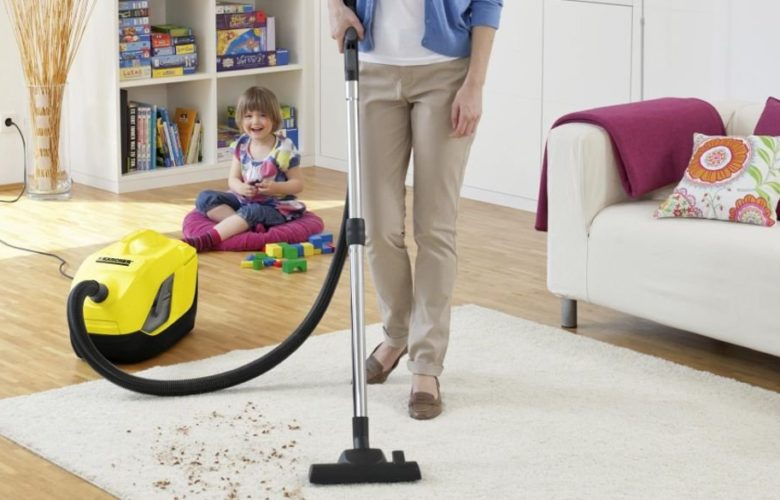Better Cleaning With Backpack Vacuuming