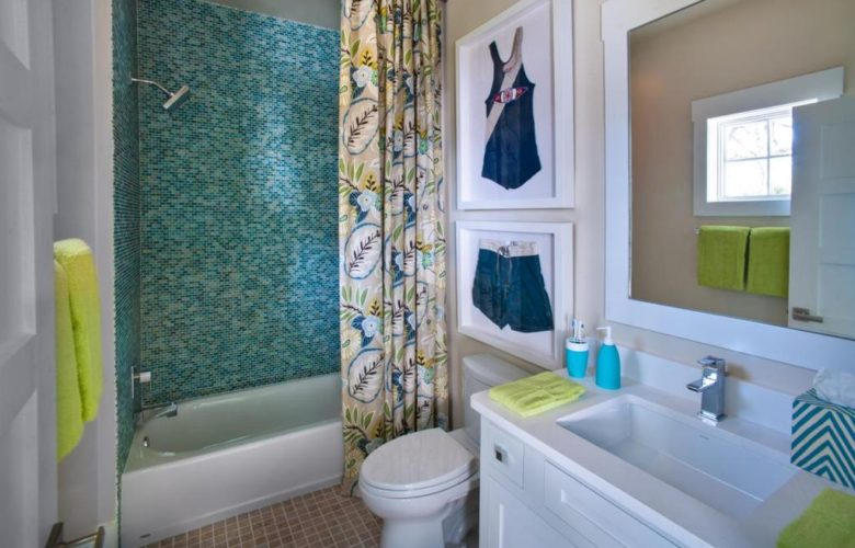 Give An Appealing Look To Your Bathroom With Shower Curtains!