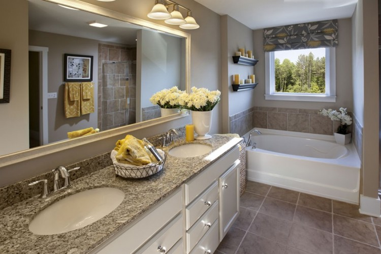 Image result for finishing touches to your bathroom