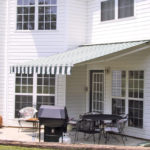 Three Choices For Operating Folding Arm Awnings