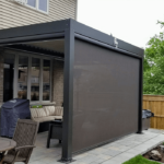 How Pergola Screen Will Beautify Your Home