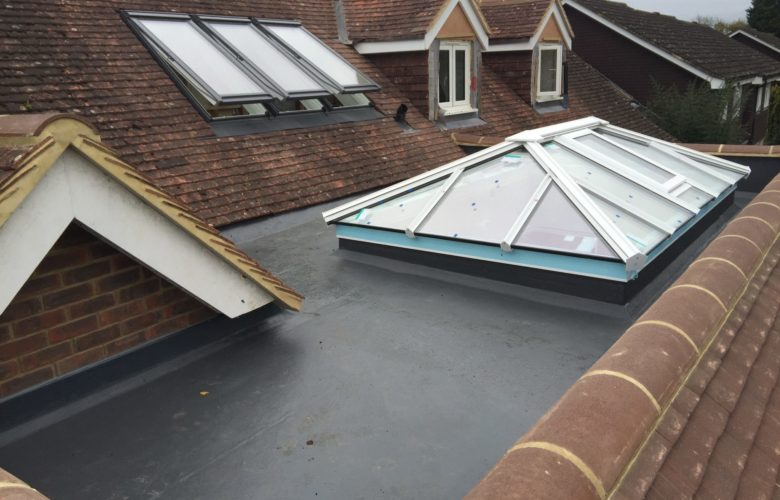 How To Install Ventilation On A Flat Roof?