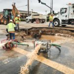 What Are The Major Services Offered By Water Main Repairs Experts?