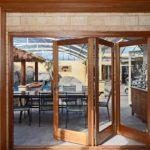 The Beauty of Timber Bi-Fold Doors