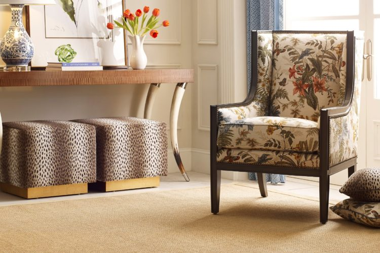 Unique Prints For Your Upholstery In Every Room Of The House