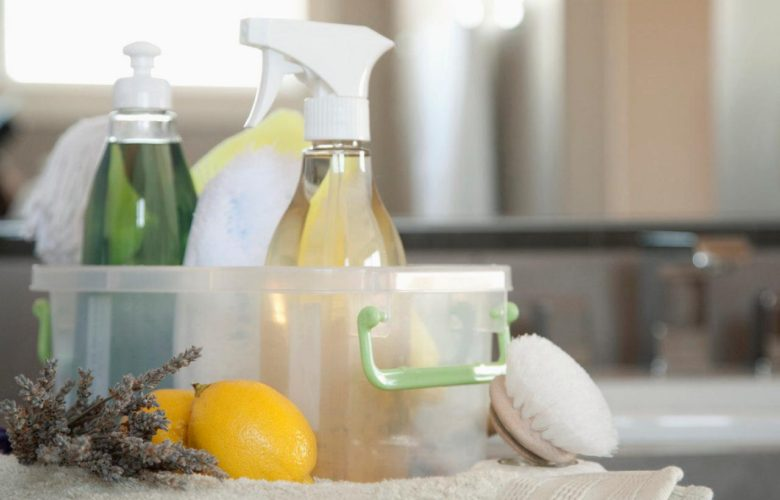 4 Ways to DIY Home Cleaning Agents