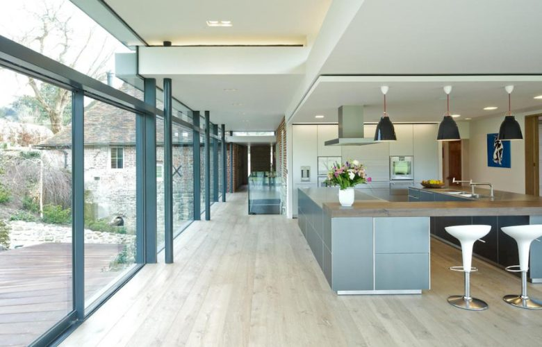 Conservatories Making a Comeback in Tough UK Housing Market
