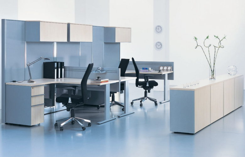 Add Attractive Look to Your Workplace by Choosing Modern Furniture