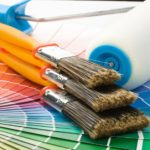 Keeping Your Paint Brushes In Top Condition And The Difference Choosing The Right Decorating Tools In The First Place Could Make
