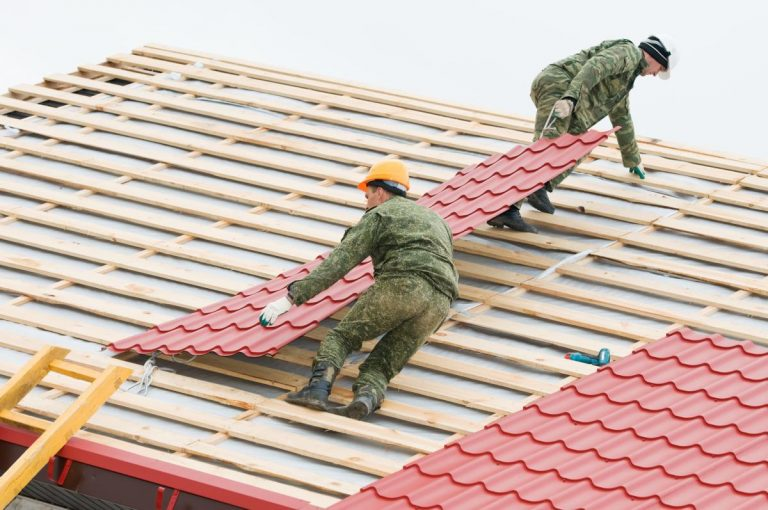 roofing West London