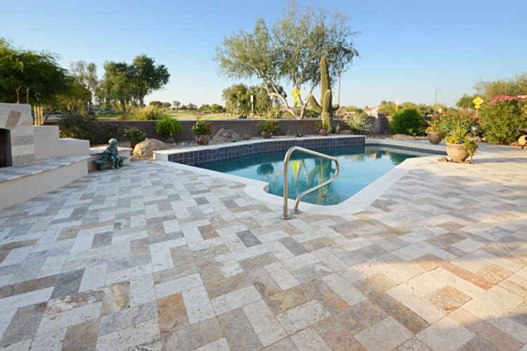 travertine-pavers